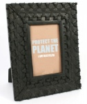 Recycled Tyre Photo Frame